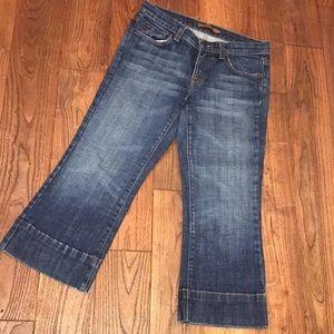 Arden B Santa Monica Capri Jeans